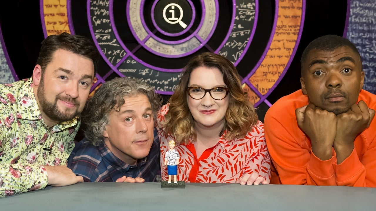 QI Episode: Quirky