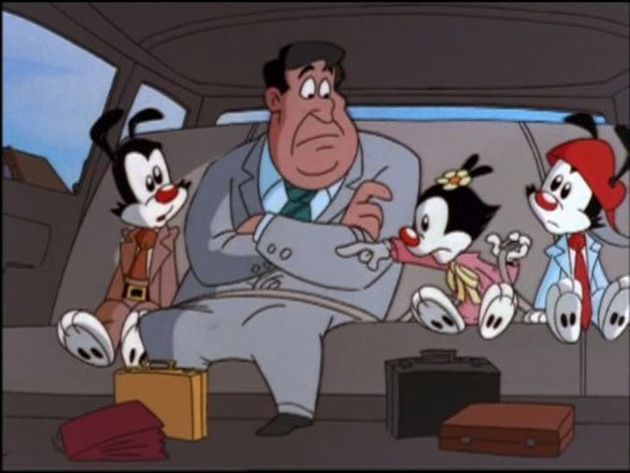 Animaniacs Episode: Hooray For North Hollywood 1