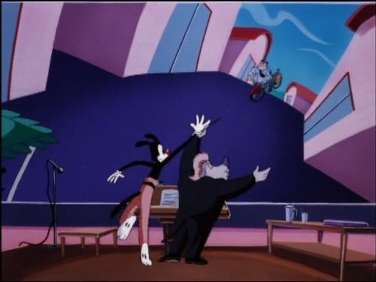 Animaniacs Episode: Birds On A Wire
