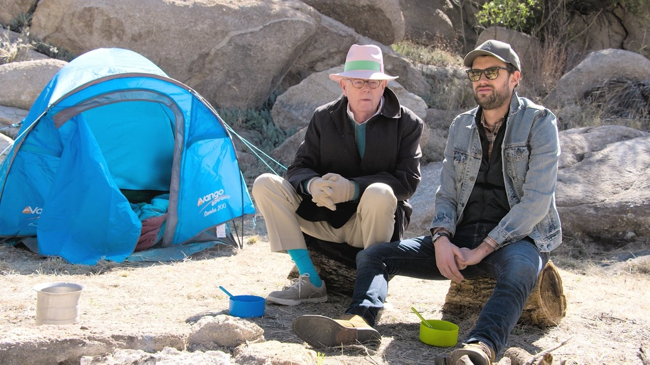 Jack Whitehall Travels with My Father Episode: Episode 2