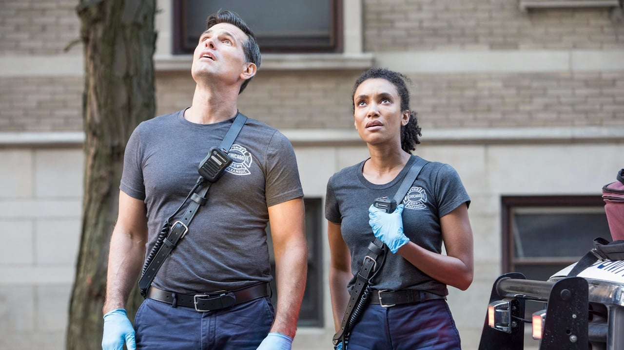 Chicago Fire Episode: A Real Shot in the Arm