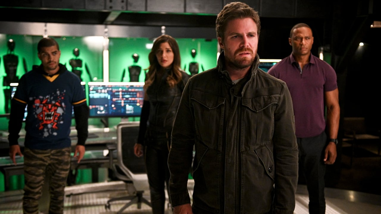 Arrow Episode: Present Tense
