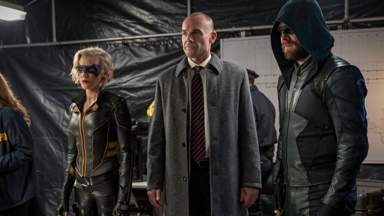 Arrow Episode: Reset