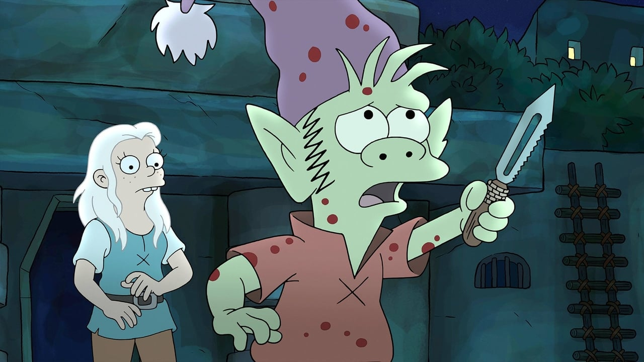Disenchantment Episode: Our Bodies Our Elves