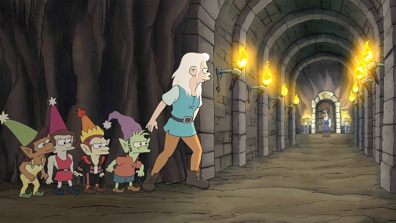 Disenchantment Episode: The Dreamland Job
