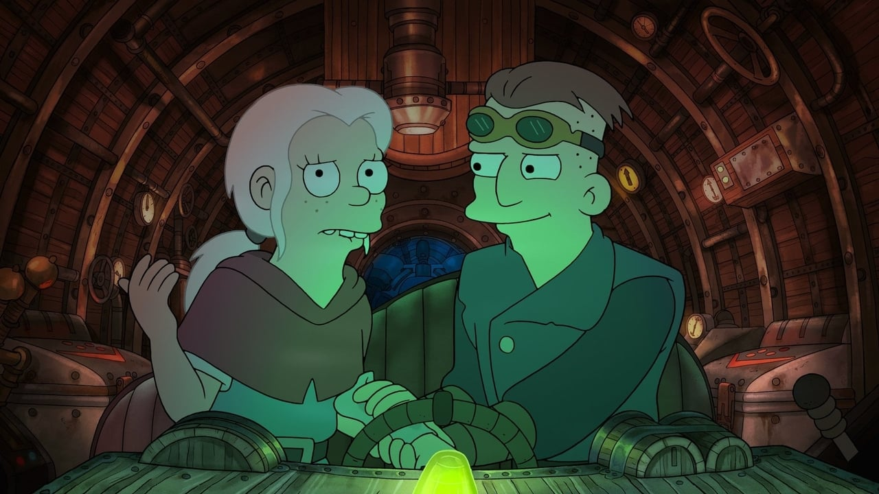 Disenchantment Episode: The Electric Princess