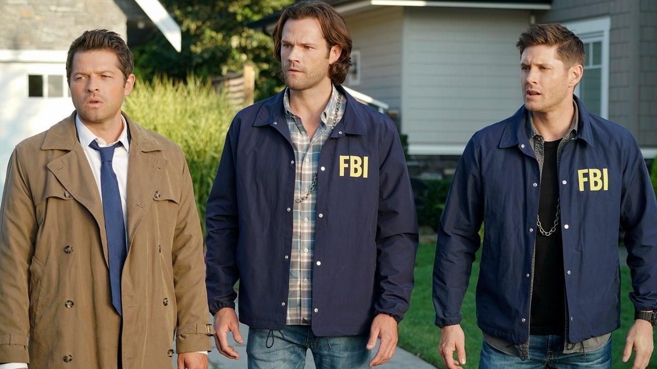 Supernatural Episode: Raising Hell