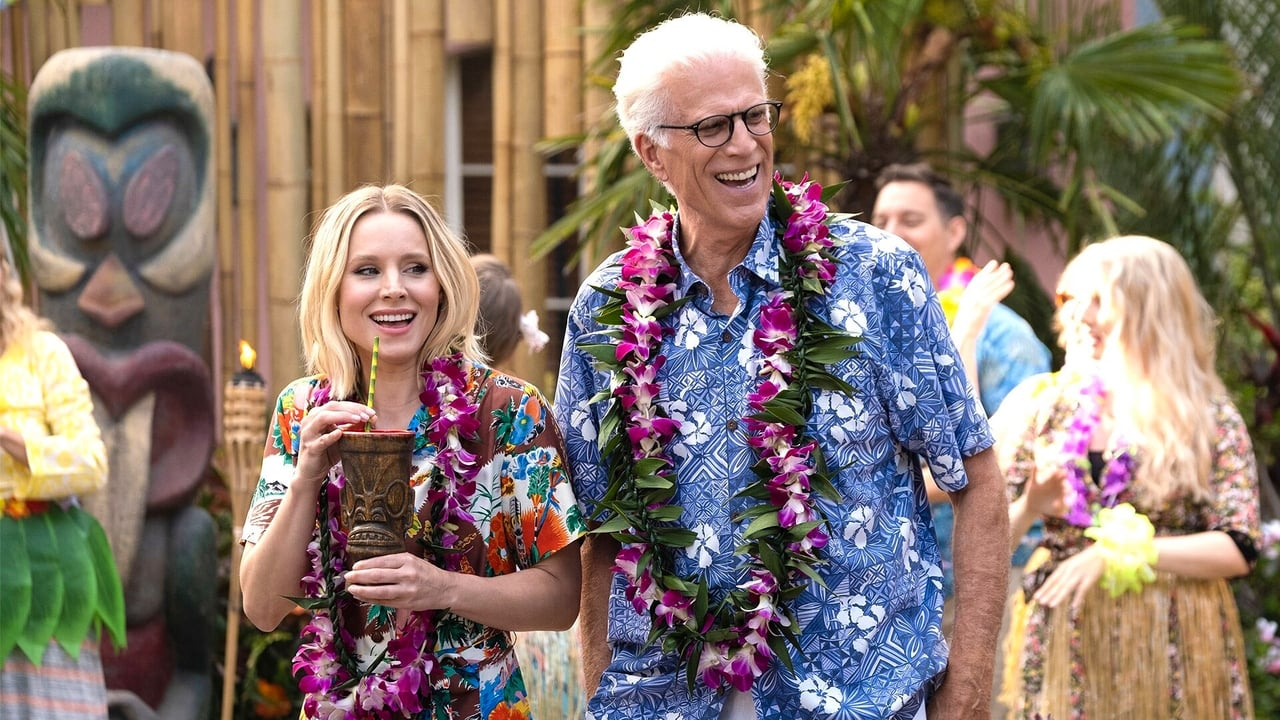 The Good Place Episode: Chillaxing