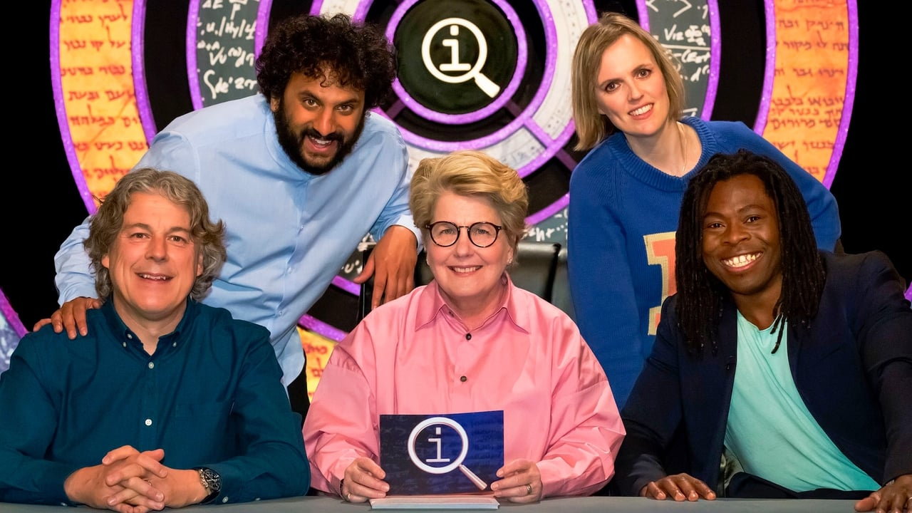 QI Episode: Questions and Qualifications