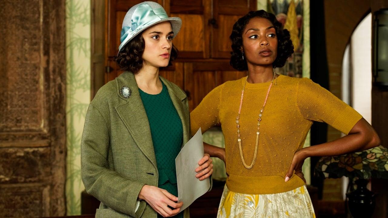 Frankie Drake Mysteries Episode: School TiesSchool Lies
