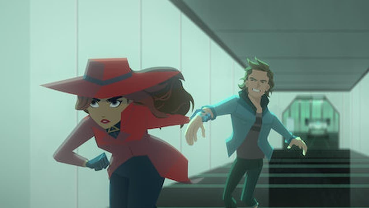 Carmen Sandiego Episode: The Crackle Goes Kiwi Caper
