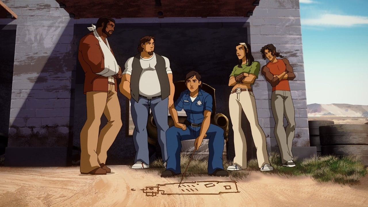 Seis Manos Episode: Reunion