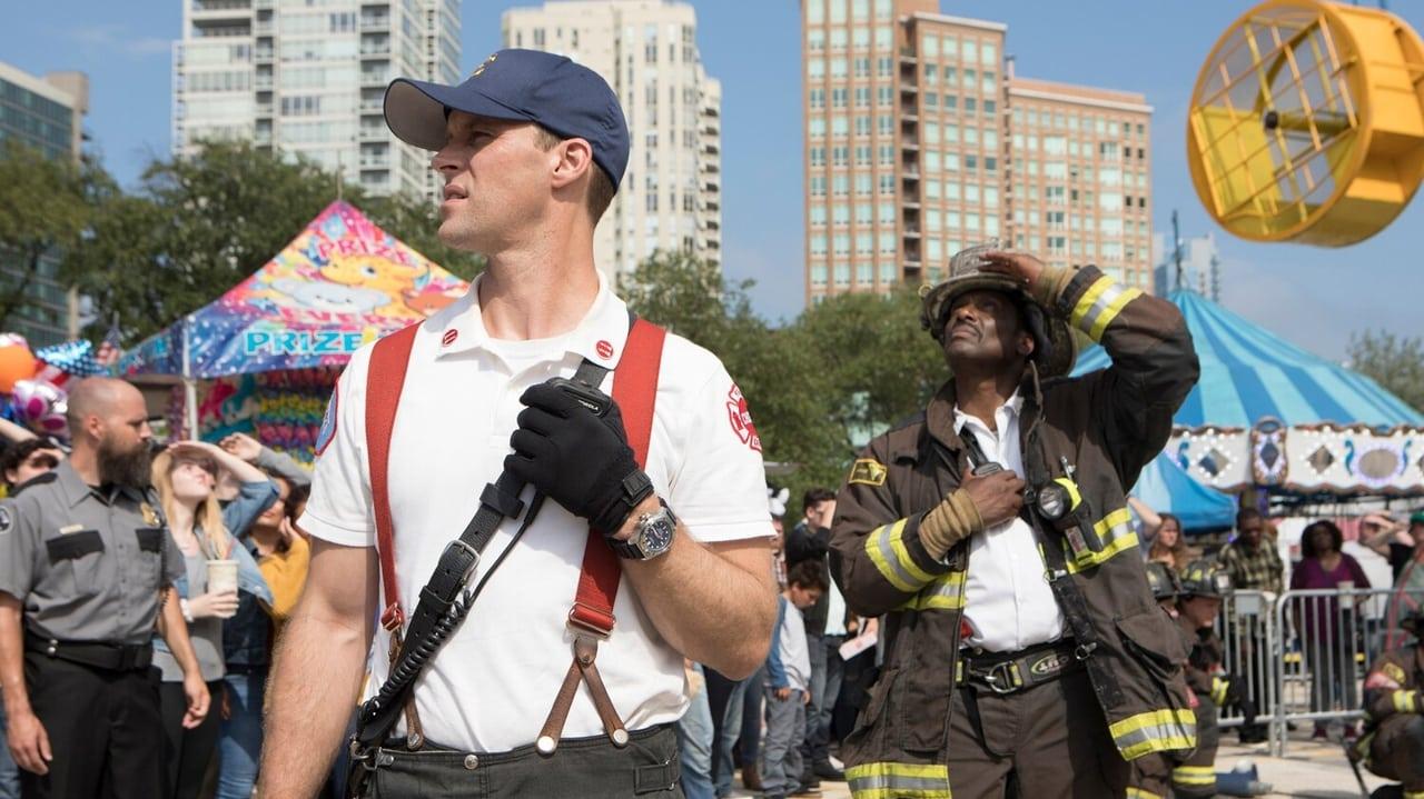 Chicago Fire Episode: Badlands