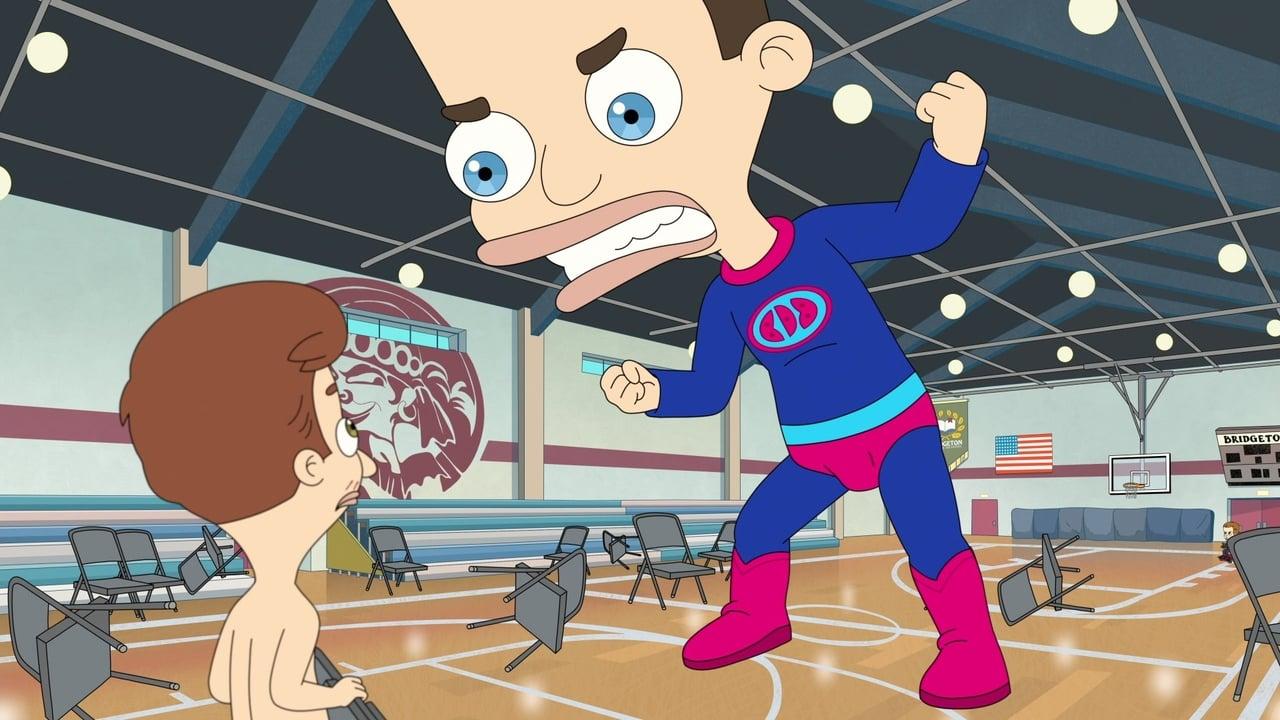 Big Mouth Episode: Super Mouth