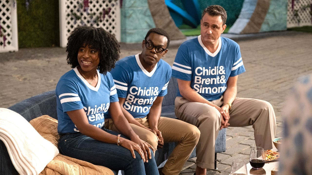 The Good Place Episode: Tinker Tailor Demon Spy