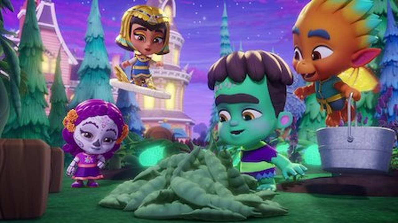 Super Monsters Episode: The Impossible Seed