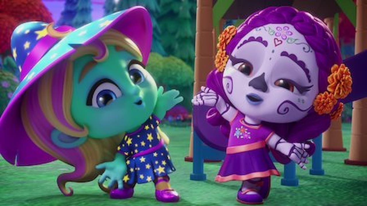 Super Monsters Episode: Putting on a Show