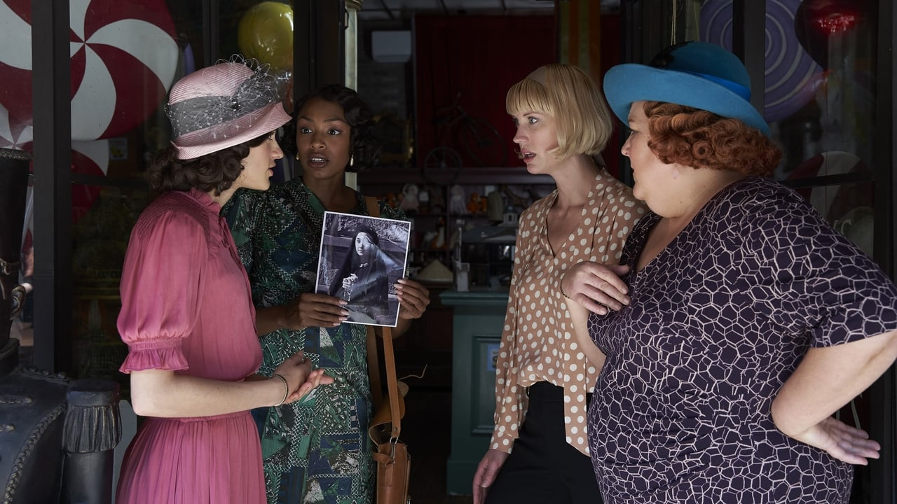 Frankie Drake Mysteries Episode: Life on the Line