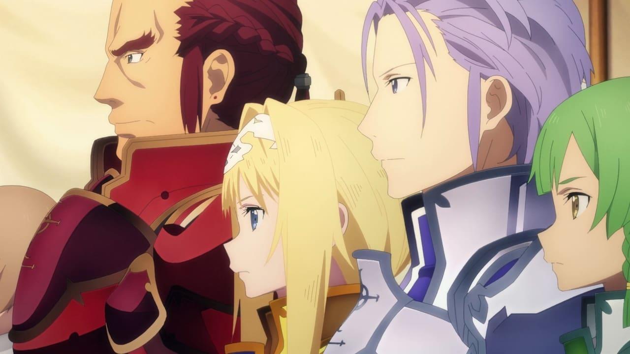 Sword Art Online Episode: The Night Before Battle