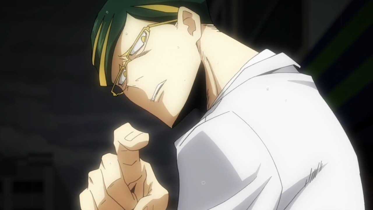 My Hero Academia Episode: Fighting Fate