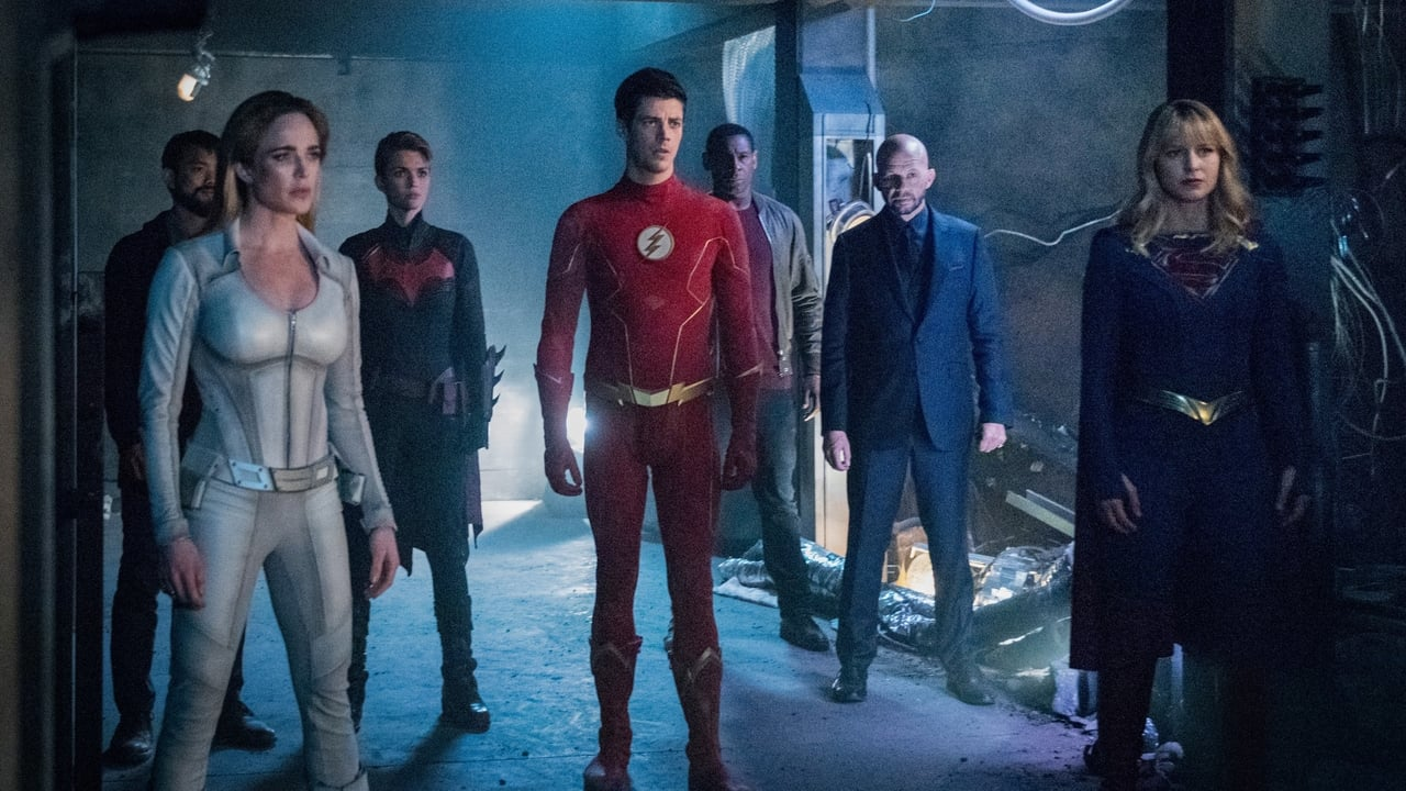 Arrow Episode: Crisis on Infinite Earths Part Four IV
