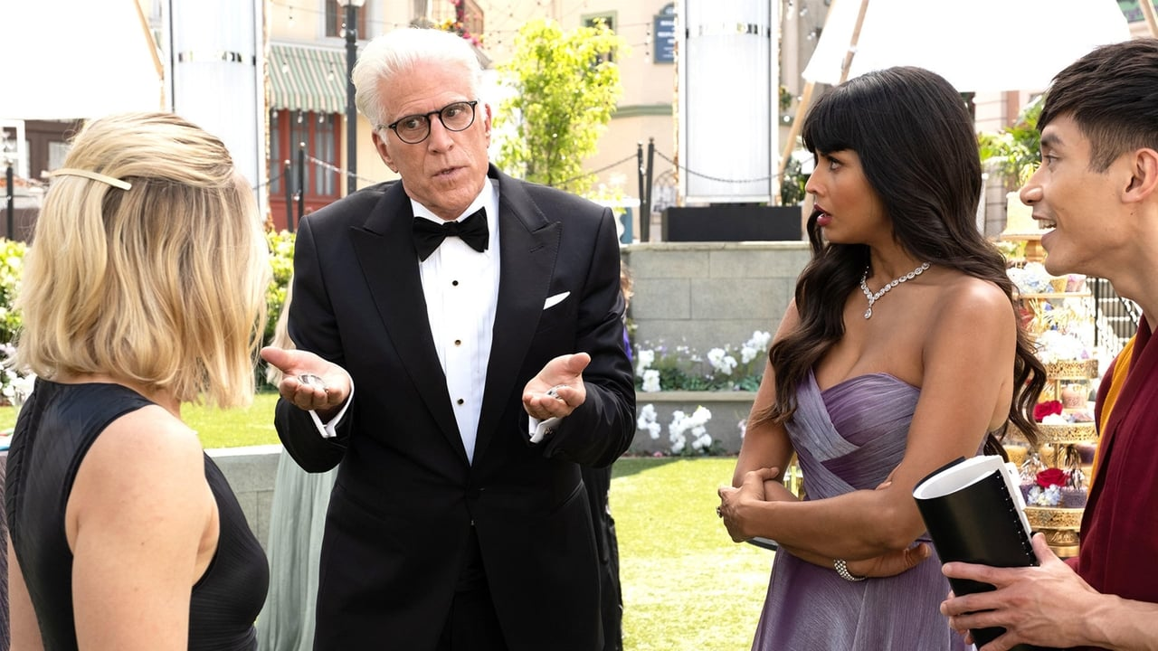 The Good Place Episode: Help Is Other People