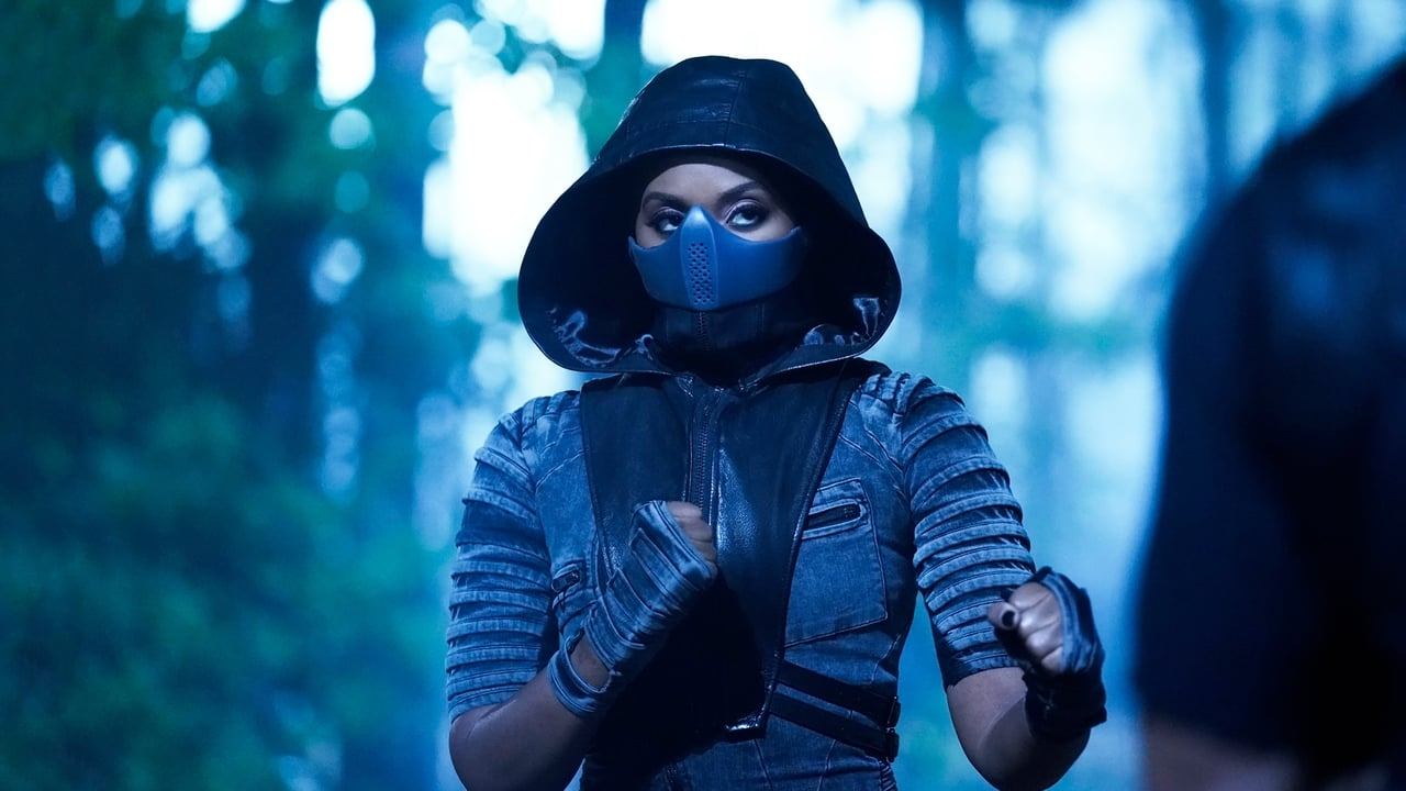 Black Lightning Episode: The Book of Occupation Chapter Five Requiem for Tavon