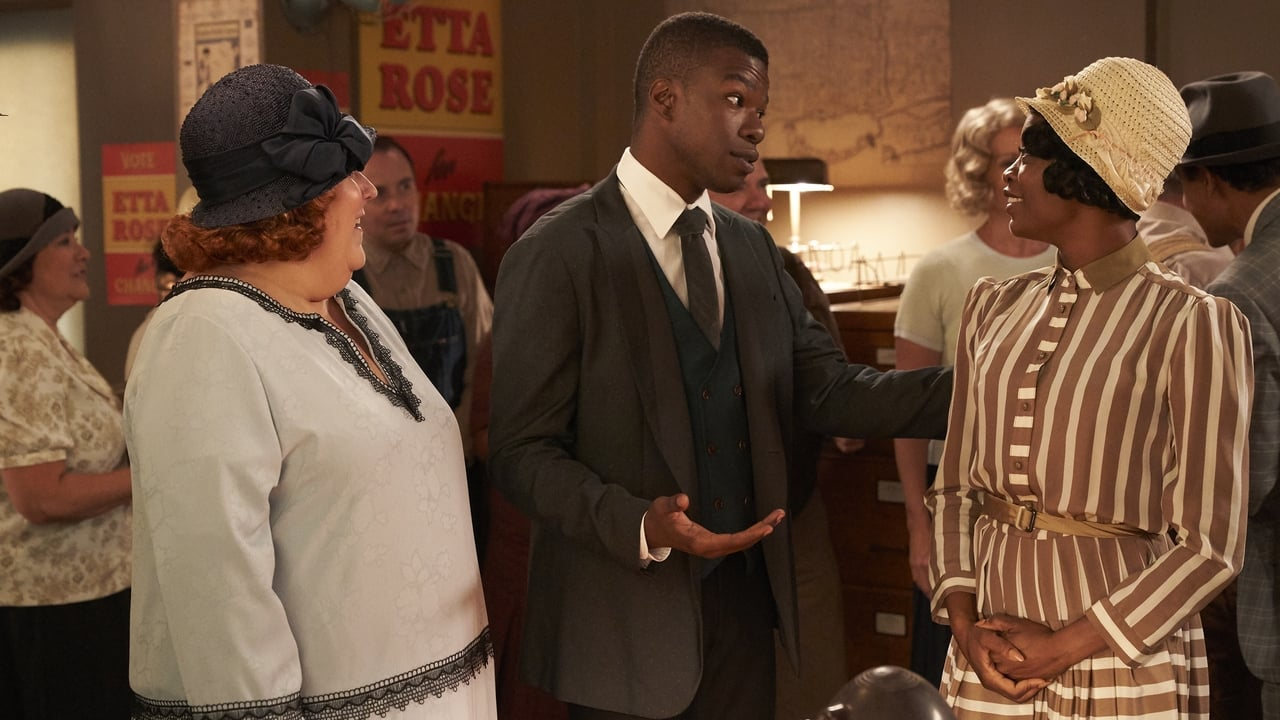 Frankie Drake Mysteries Episode: Ward of the Roses