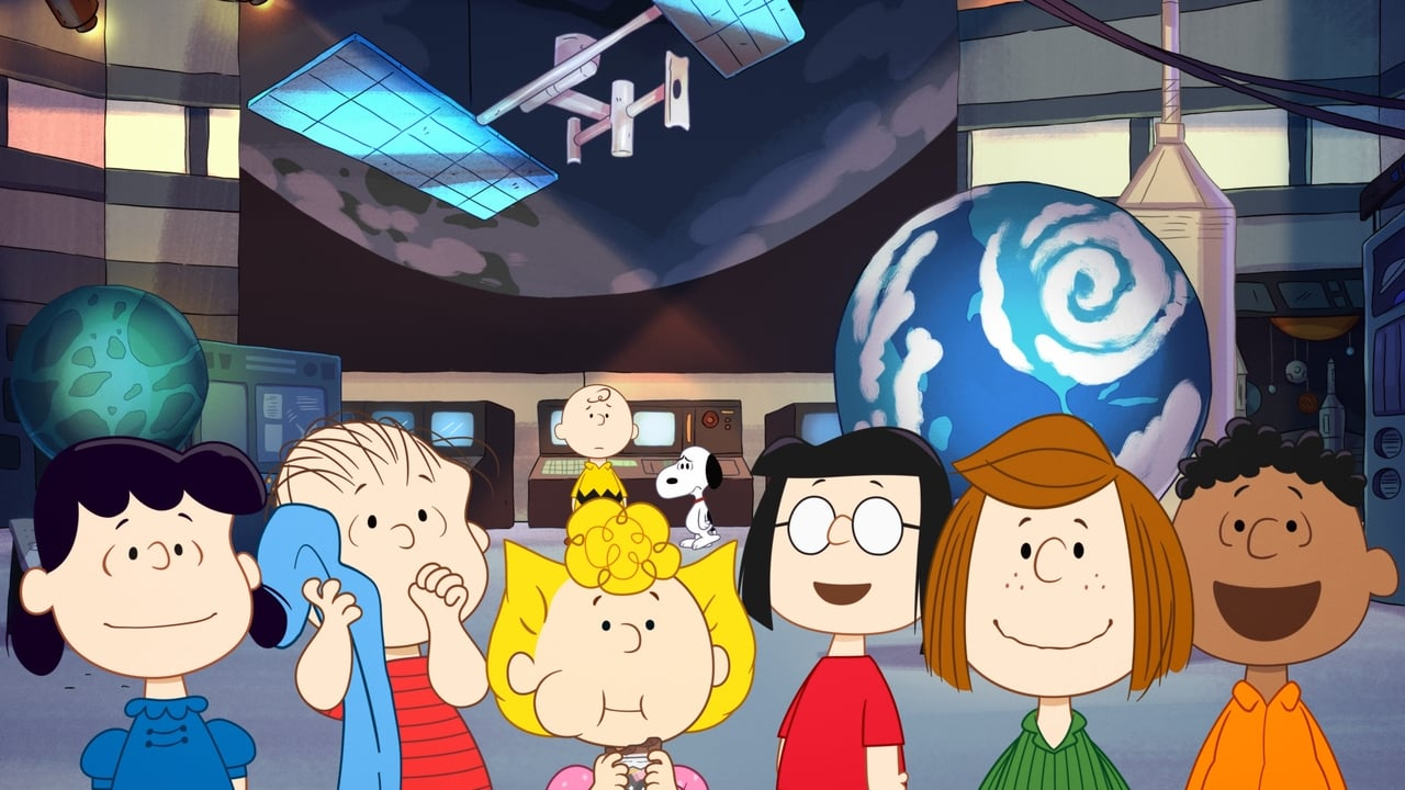 Snoopy In Space Episode: Mission 3 The Graduation