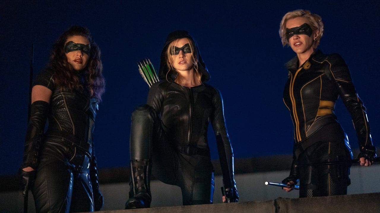 Arrow Episode: Green Arrow  The Canaries