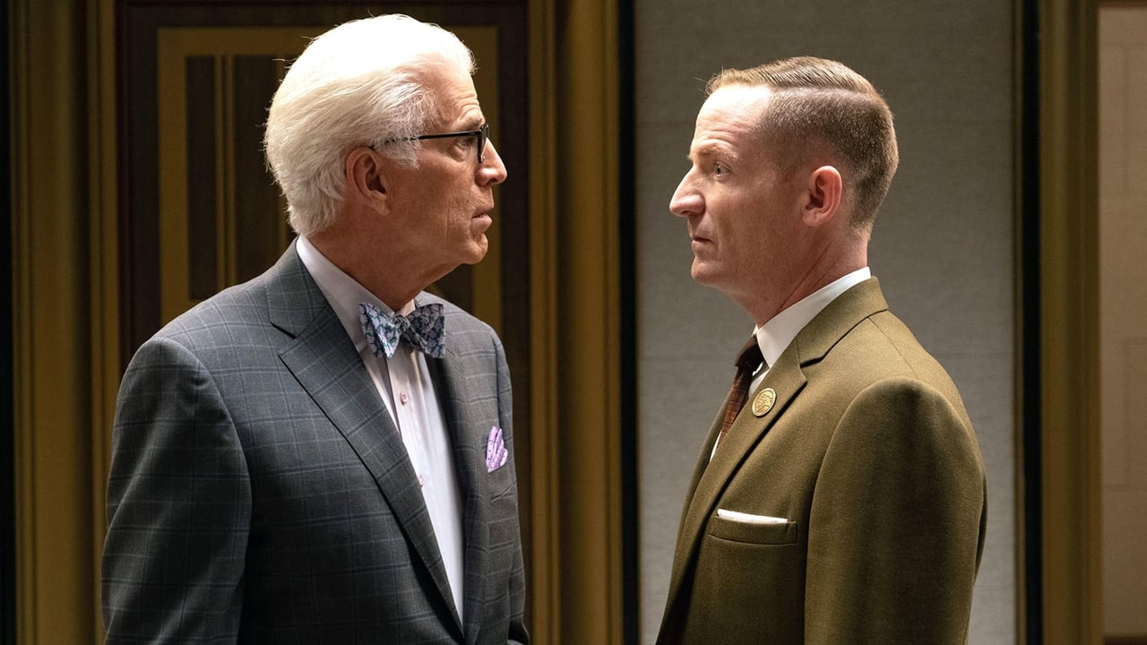 The Good Place Episode: The Funeral to End All Funerals