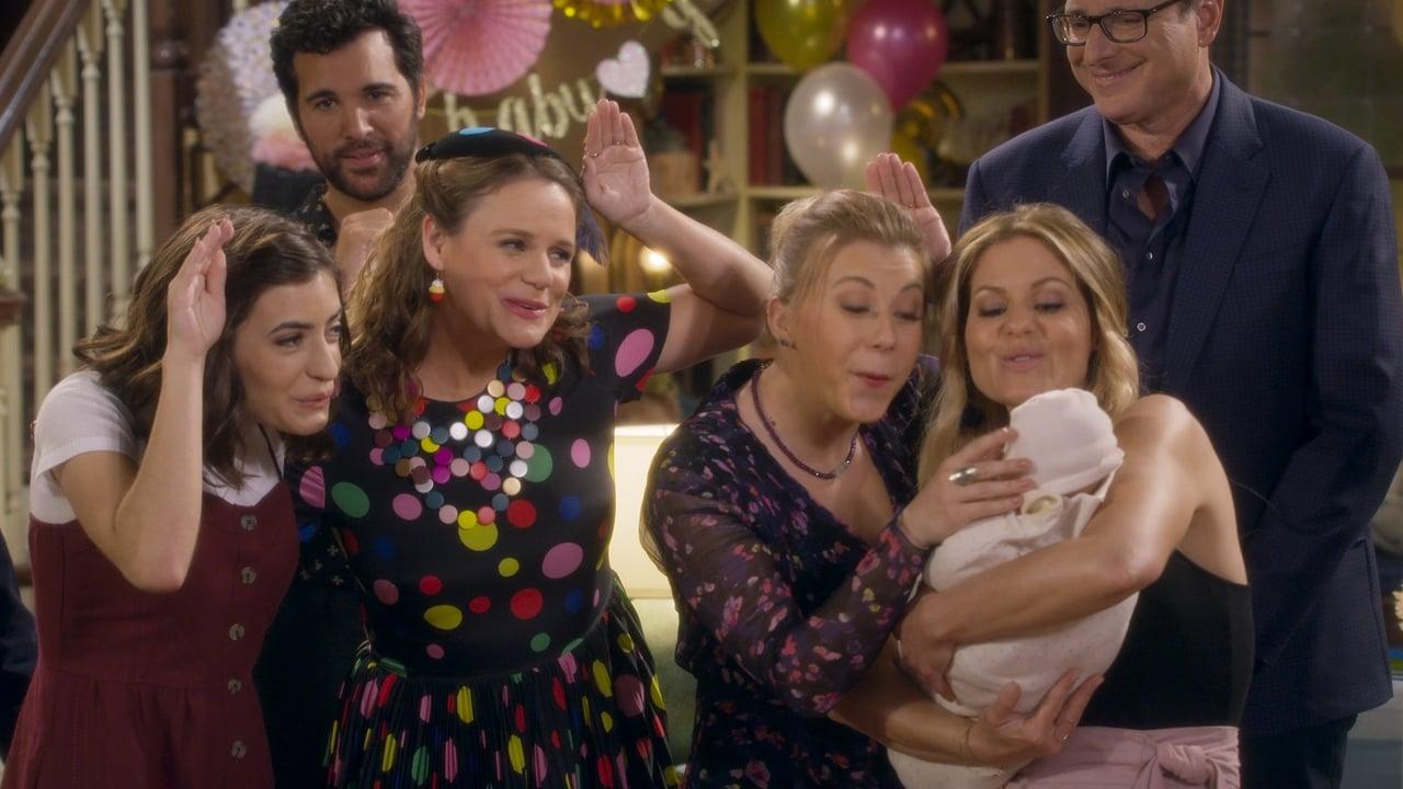 Fuller House Episode: Welcome Home BabytoBeNamedLater
