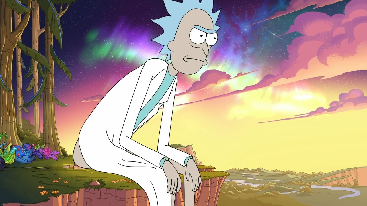 Rick and Morty Episode: The Old Man and the Seat