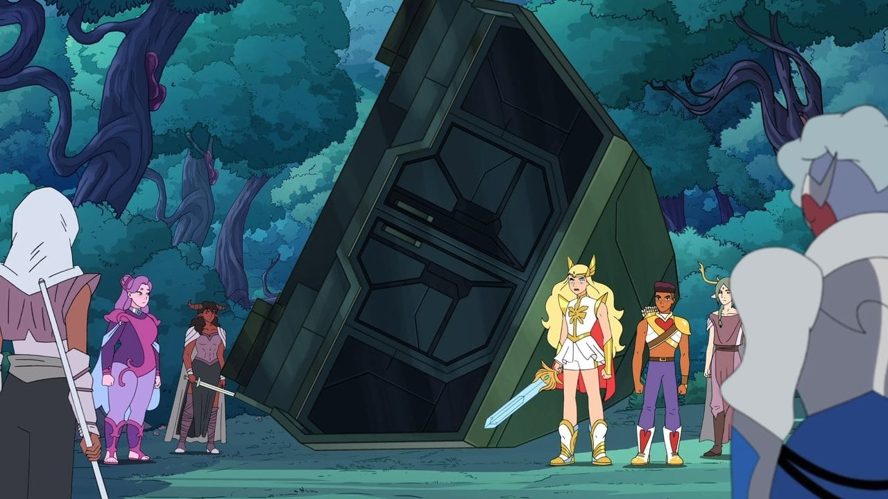 SheRa and the Princesses of Power Episode: Pulse