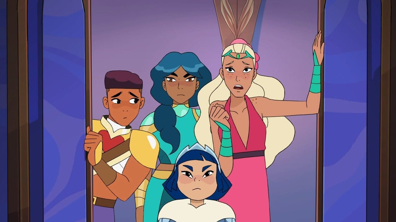 SheRa and the Princesses of Power Episode: MerMysteries