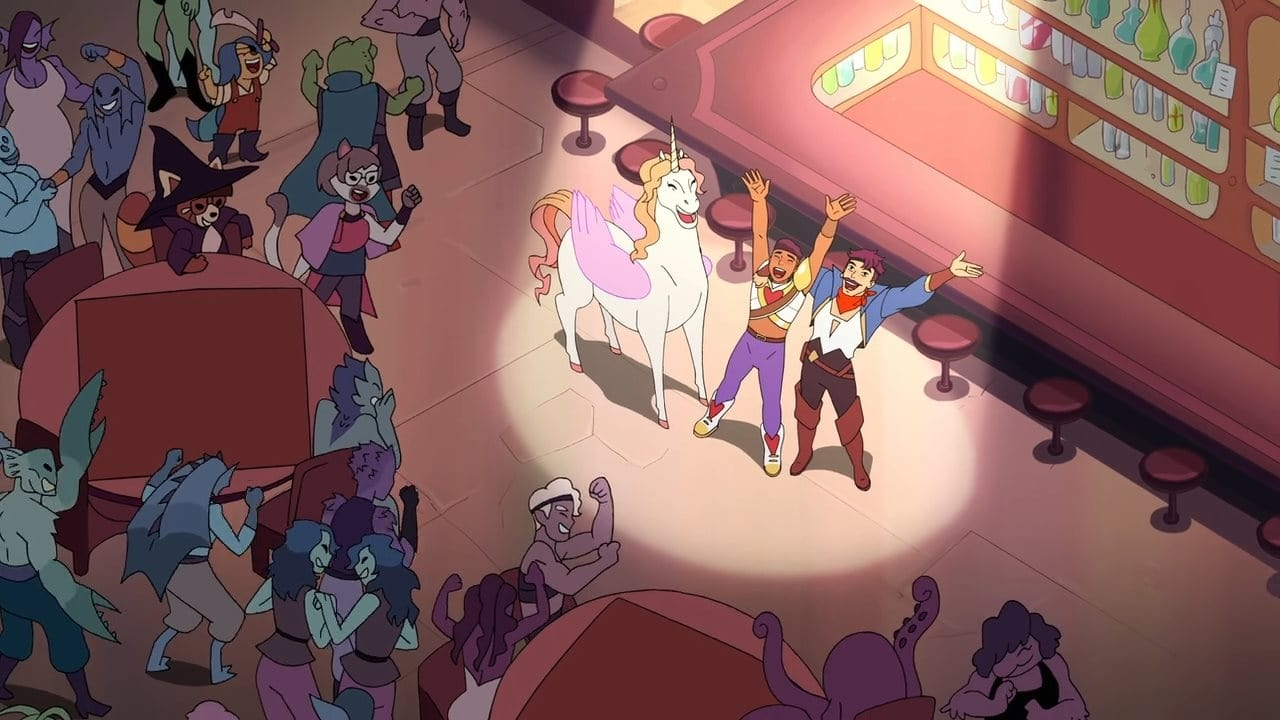 SheRa and the Princesses of Power Episode: Boys Night Out