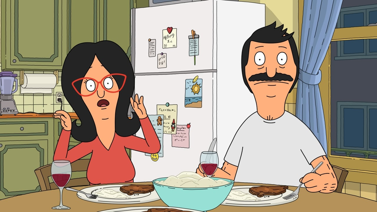 Bobs Burgers Episode: Three Girls and a Little Wharfy