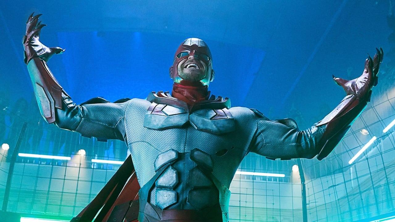 Titans Episode: Faux Hawk