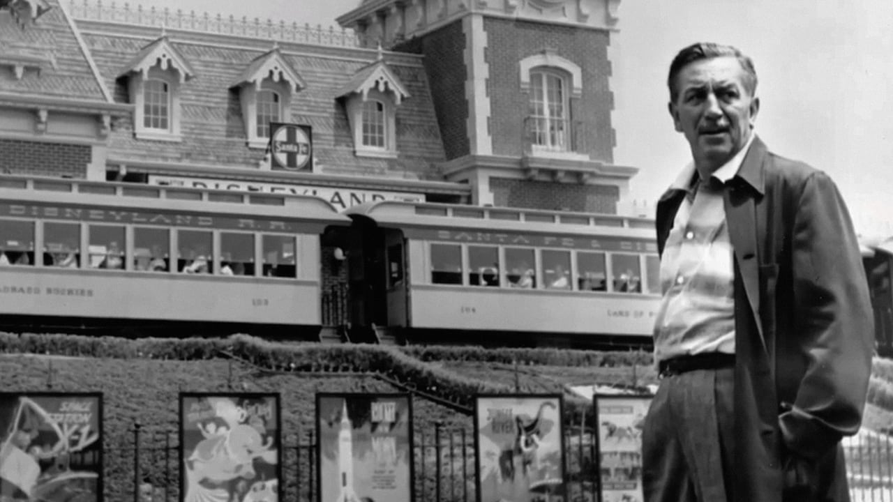 The Imagineering Story Episode: The Happiest Place on Earth