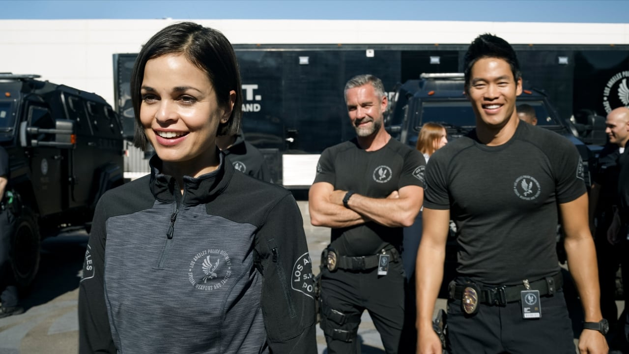 SWAT Episode: Sea Legs