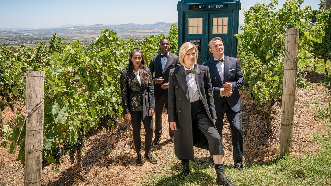 Doctor Who Episode: Spyfall Part 1 1