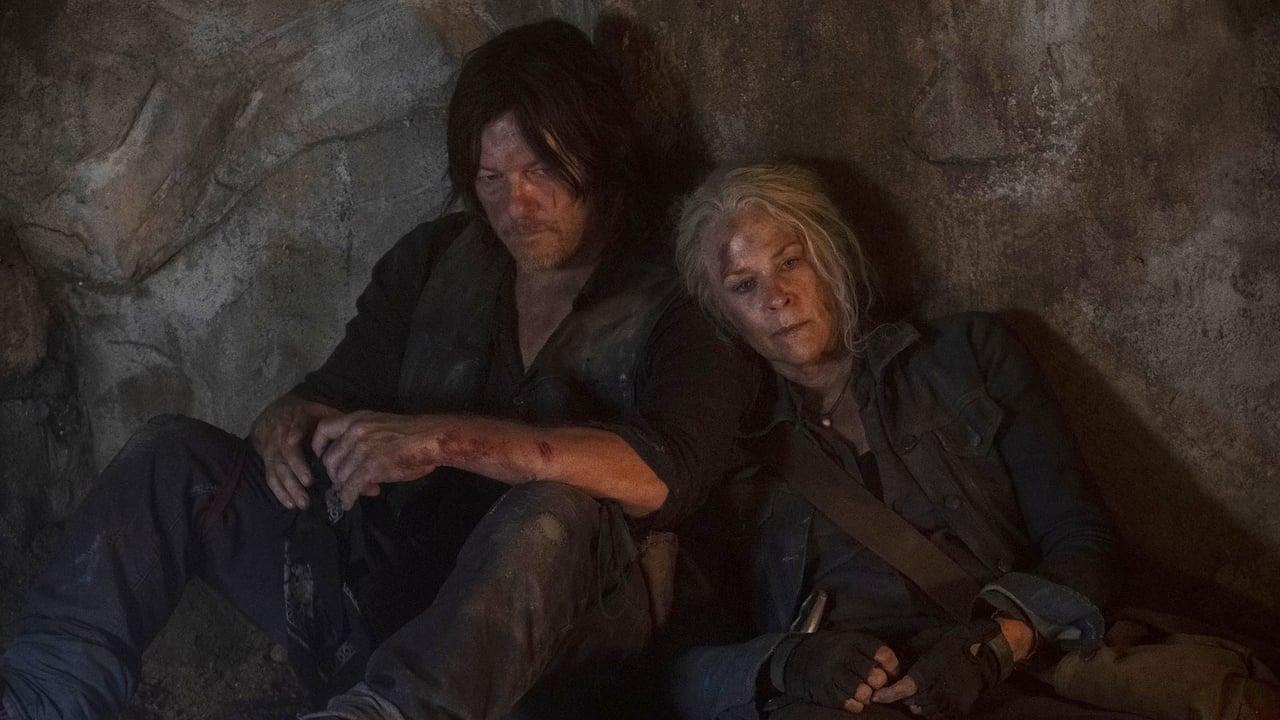 The Walking Dead Episode: Squeeze