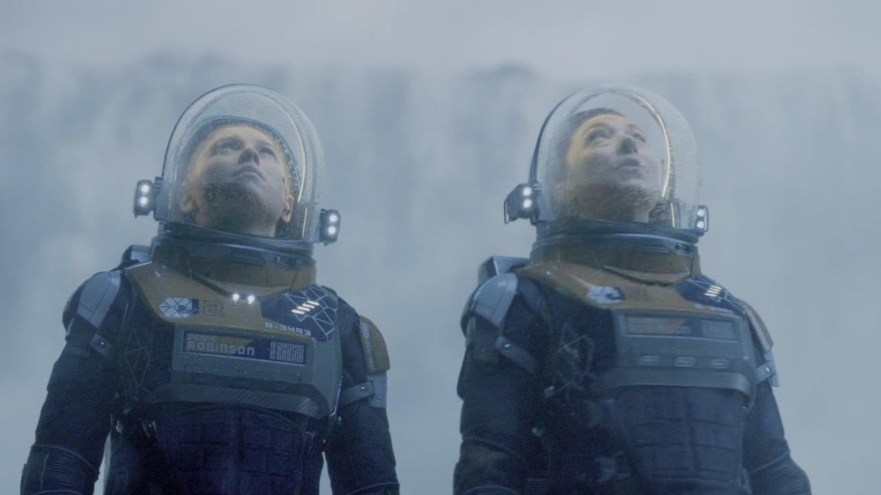 Lost in Space Episode: Precipice
