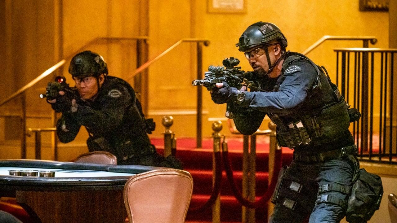 SWAT Episode: Monster