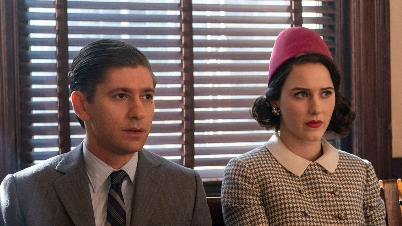 The Marvelous Mrs Maisel Episode: Its the Sixties Man