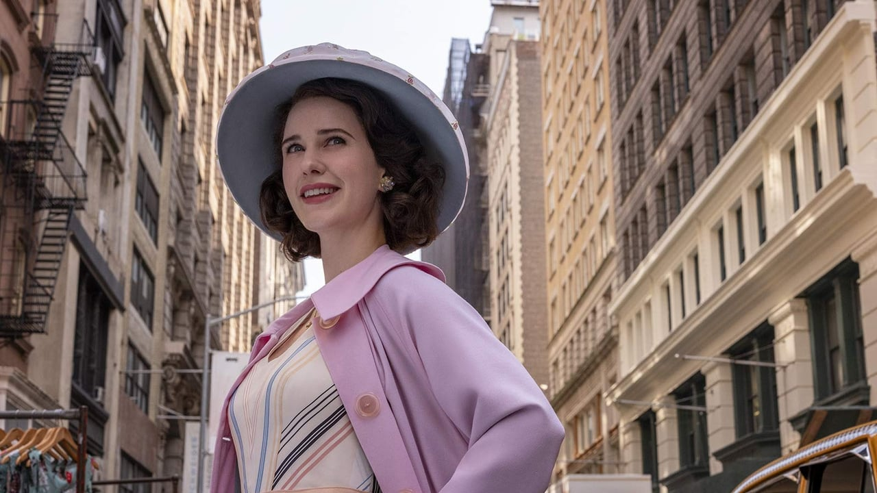 The Marvelous Mrs Maisel Episode: A Jewish Girl Walks Into the Apollo