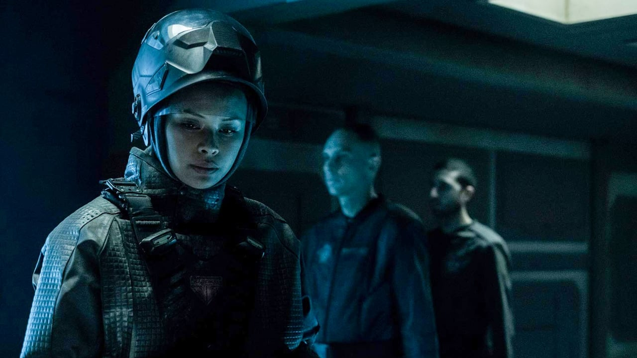 The Expanse Episode: Subduction