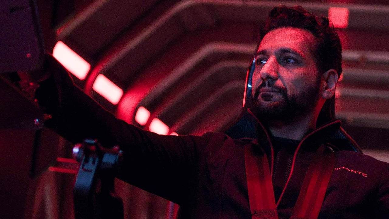 The Expanse Episode: The OneEyed Man