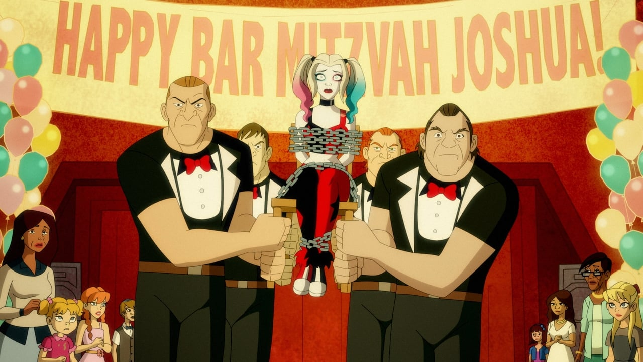 Harley Quinn Episode: A High Bar