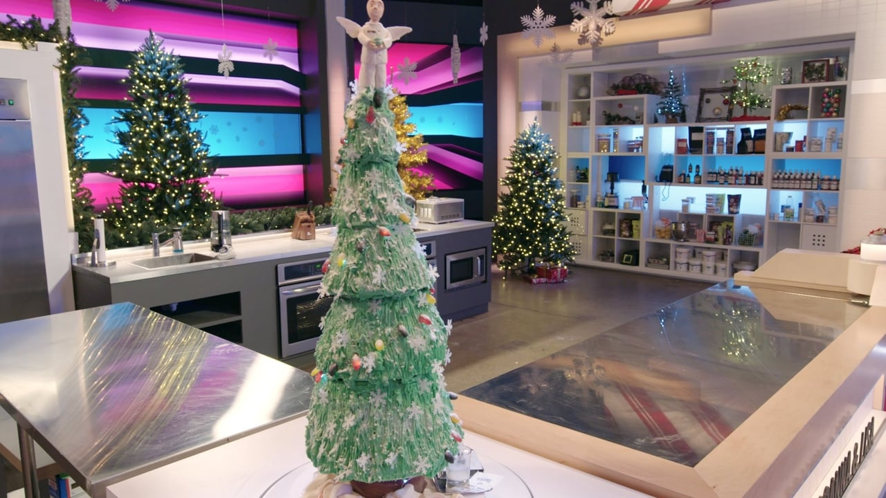 Sugar Rush Christmas Episode: O Christmas Tree